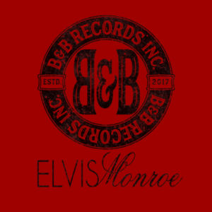 B&B RECORDS - S/S PREMIUM TEE - CARDINAL RED Design
