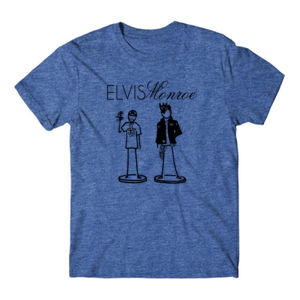 BEN AND BRYAN STICKS - Premium S/S T-shirt - Royal Heather Thumbnail