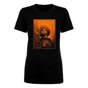 STREET BEN - Women's Short Sleeve Crew Neck T-shirt - Black Thumbnail