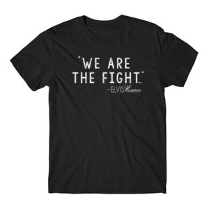 WE ARE THE FIGHT - Premium S/S T-shirt - Black Thumbnail