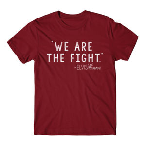 WE ARE THE FIGHT - Premium S/S T-shirt - Red Thumbnail