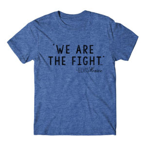WE ARE THE FIGHT - Premium S/S T-shirt - Royal Heather Thumbnail