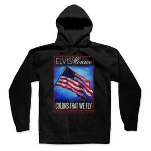 COLORS THAT WE FLY - Premium Pullover Hoodie  - Black Thumbnail