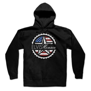 ***NEW*** EMBLEM LOGO (SIMPLE, NO LYRICS) - UNISEX PREMIUM PULLOVER HOODIE - BLACK Thumbnail