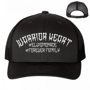 HAT - 100% OF PROFITS DONATED TO FAREWALL TOUR OF BRYAN'S BROTHER CODY - WARRIOR HEART Thumbnail